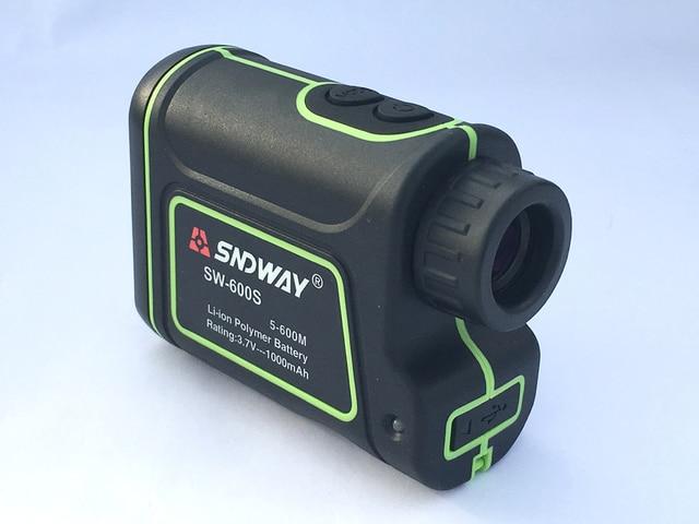 Sndway mt hand monokulare meter laser entfernungsmesser golf
