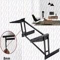 Levante mecanismo de mesa plegable muebles hardware bisagra mesa Multi-funcional de alta tecnología de marco