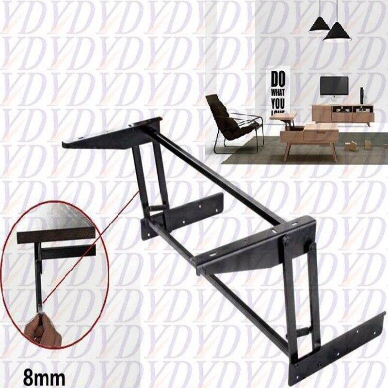 lift up coffee table mechanism folded furniture hardware hinge