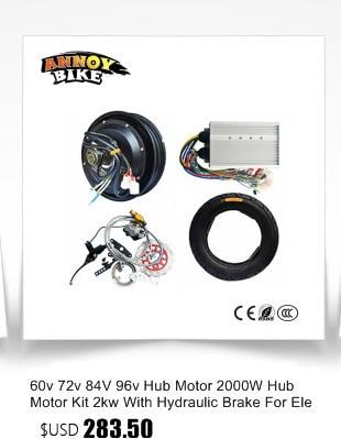 72v 96v 110v -144v High Speed 100km/h 5000w Electric