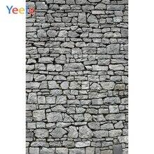 Yeele אפור אבן לבני קיר רטרו תינוק יילוד צילום רקע אישית צילום תפאורות צילום סטודיו