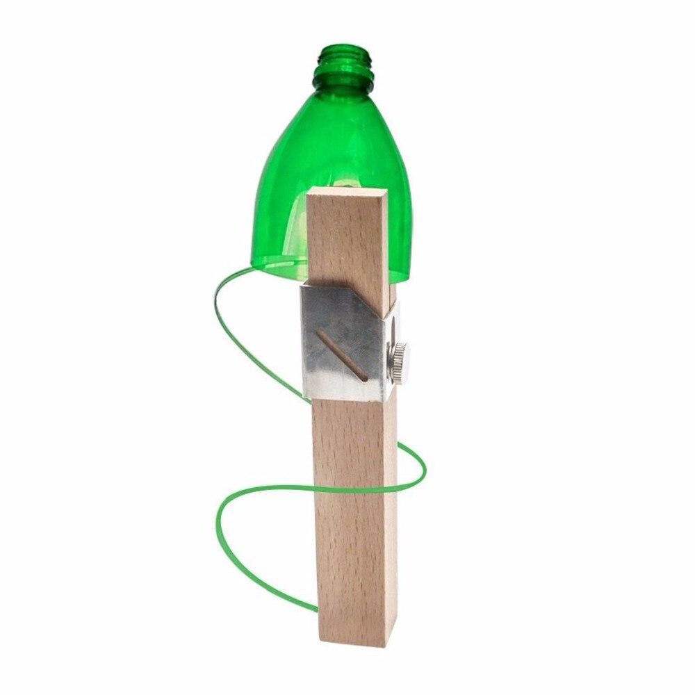 Fai Da Te Bottiglie Plastica.Il Trasporto Libero Nuovo Creativo Bottiglia Di Plastica Taglierina