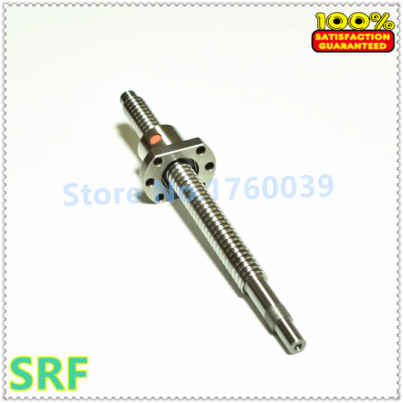 16mm Rolled ballscrew RM1605 set:2pcs SFU1605-2000mm +3pcs single ballnut with BK/BF12 end support for CNC parts кабель n2xs fl 2y 1x50 rm 16