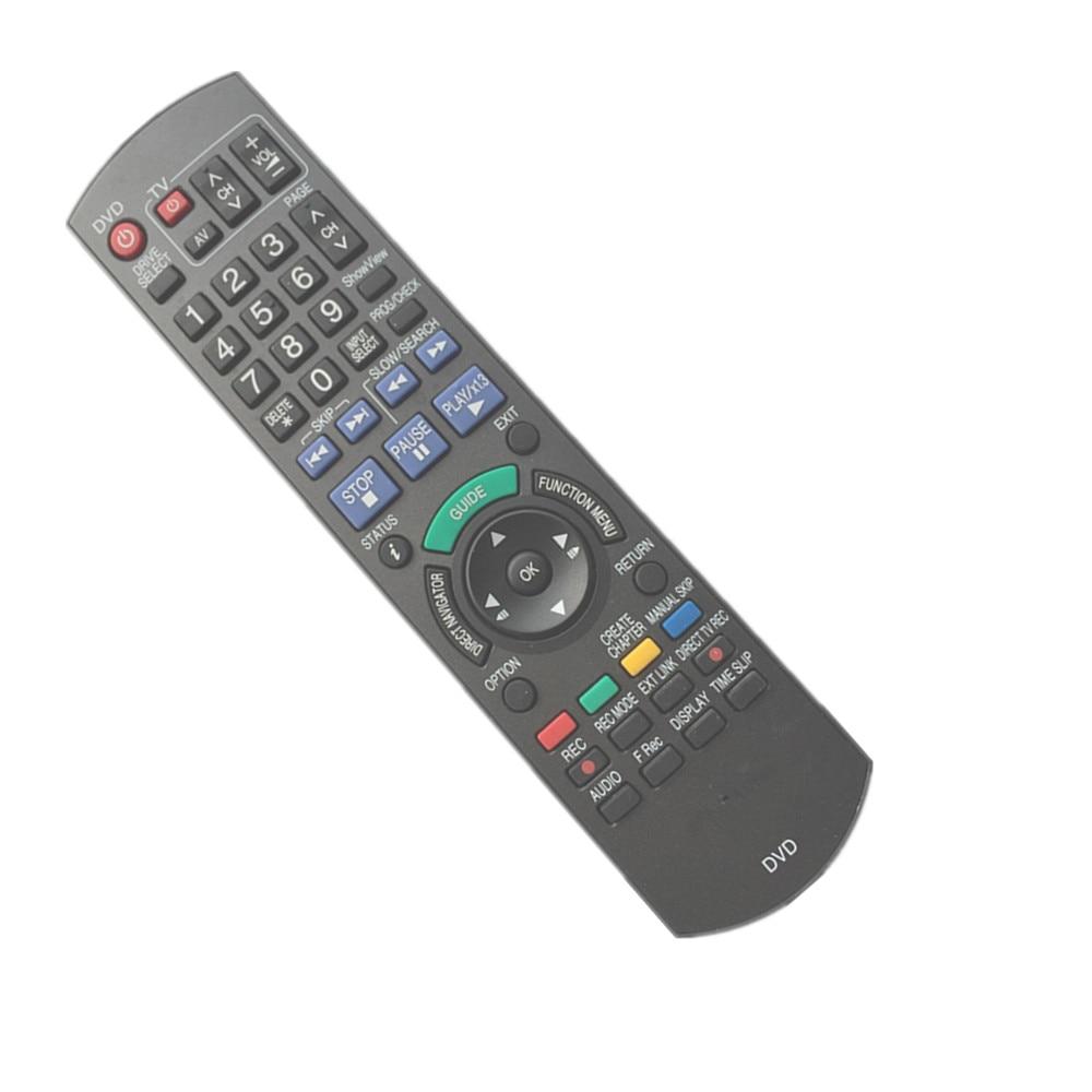 N2QAYB000128 REMOTE CONTROL Use For Panasonic DVD PANASONIC font b Blu ray b font DISC font