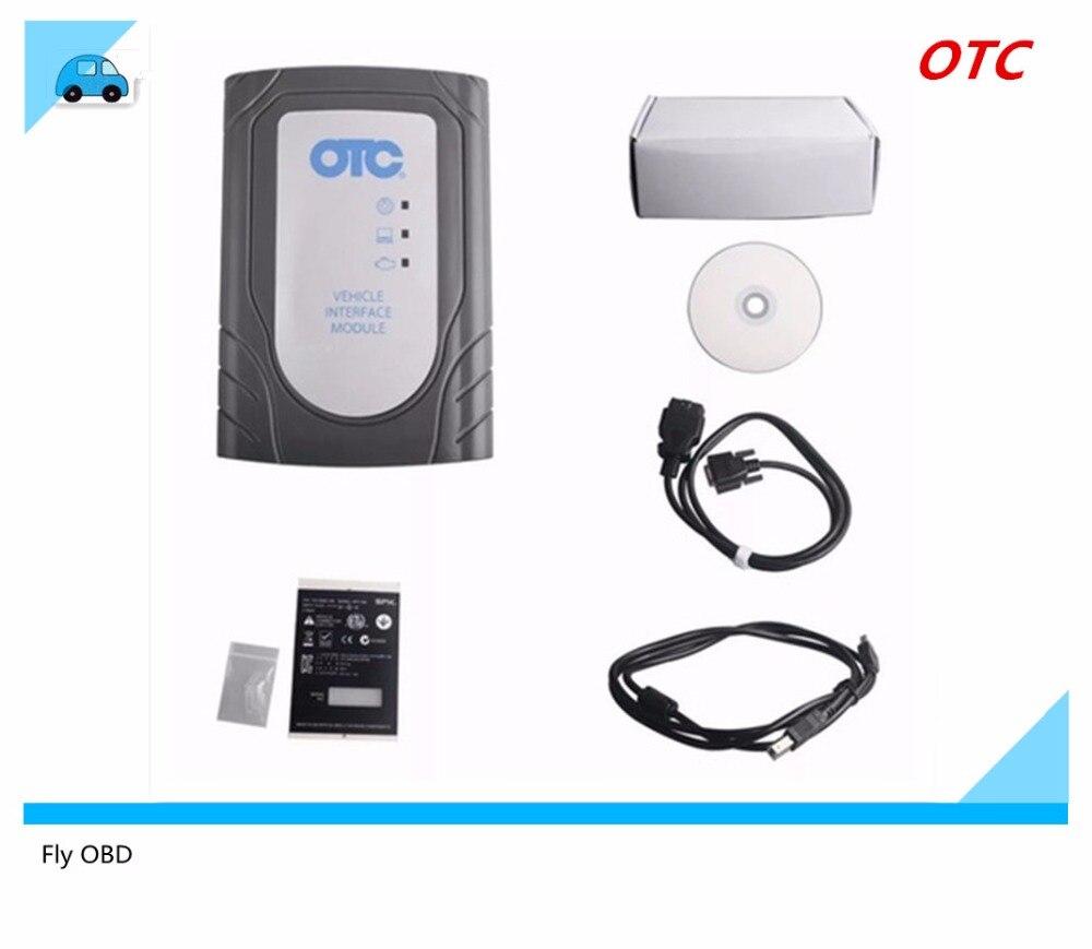 Prix pour Date Professionnel Pour Toyota IT3 Mondiale Techstream GTS OTC VIM OBD Scanner Outil mieux que Pour Toyota intelligent tester ii