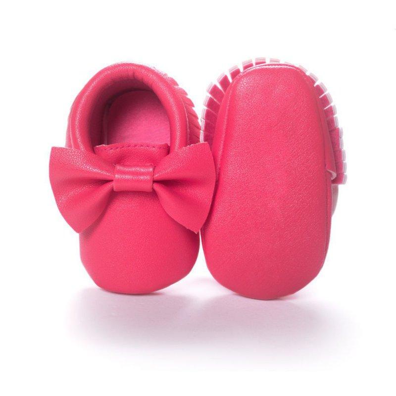 Kuumalt müüdavad beebikingad väikelaps käsitsi valmistatud - Beebi kingad - Foto 4