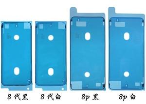 Image 4 - 10 teile/los Original Wasserdichte Aufkleber Für iPhone X XS XR XS MAX LCD Bildschirm Band 3 mt Adhesive Kleber Reparatur teile