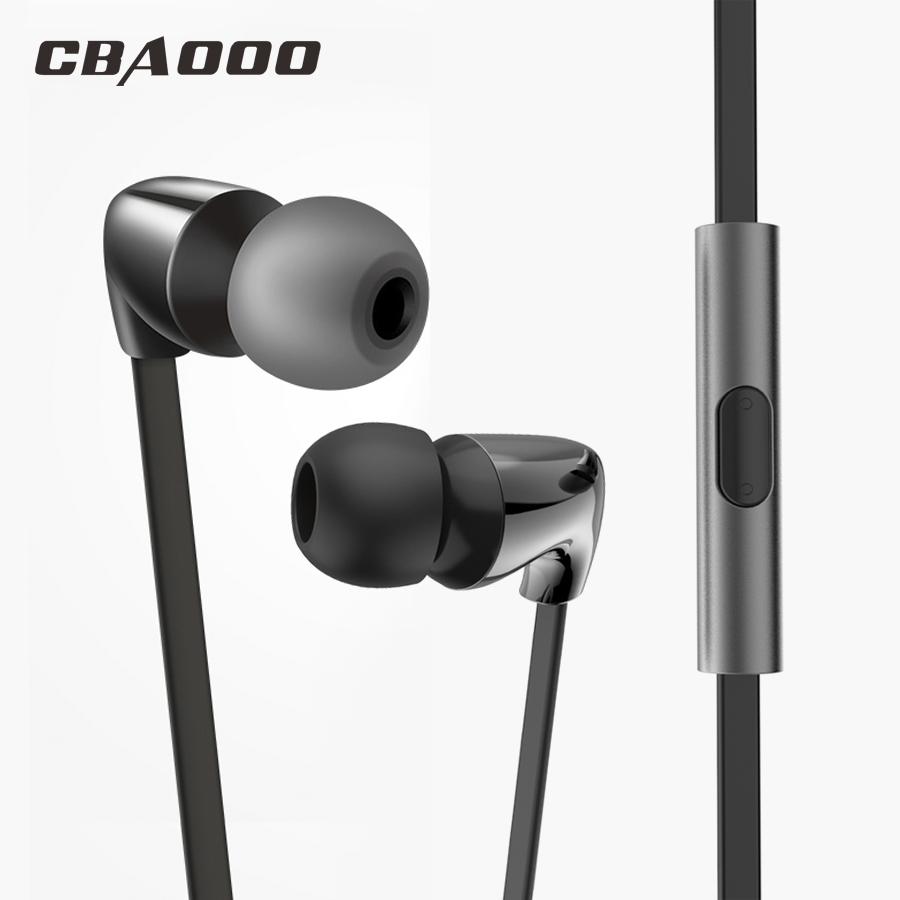 Ceramic Earphone 3.5mm wired stereo Earbuds music phone earphone super bass hifi Headset with MIC for moblie phone xiaomi tebaurry tb6 dual unit driver earphone wired hifi stereo earphone for phone iphone 4 speakers super bass headset with microphone
