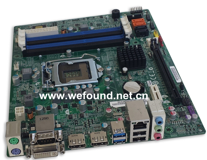 Desktop Motherboard For Q77H2-AD 1155 Q77 System Board Fully Tested купить