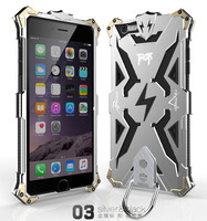 For IPhone 6 6S 4 7 Case Newest Original Simon Thor Series IRON MAN Metal Aluminum
