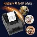 Impresora térmica 58mm impresora de recibos POS puerto usb 5890C para cajas registradoras de los supermercados en la venta caliente de alta velocidad