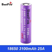 18650 Battery Li ion Rechargeable Battery for SMOK E Cigarette Vape Box Mod Bestfire 3 7V