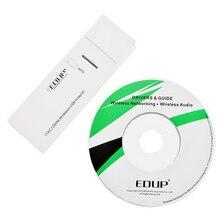 EDUP AC1601 Беспроводной USB Wi-Fi Адаптер 802.11 ПЕРЕМЕННОГО ТОКА 1200 М 2.4 Г/5.8 Г Двойной группа USB 3.0 Сетевой Карты Приемник с WPS Кнопки для ПК