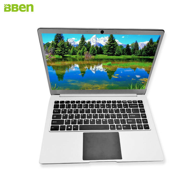 14 1inch windows10 laptop computer Intel celeron N3450 Apollo Lake 4GB 64GB EMMC SSD M 2