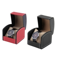 цены Luxury Watch Hard Box Gift Boxes Leather With Pillow Jewelry Watch Packaging For Bangle Wristwatch Box