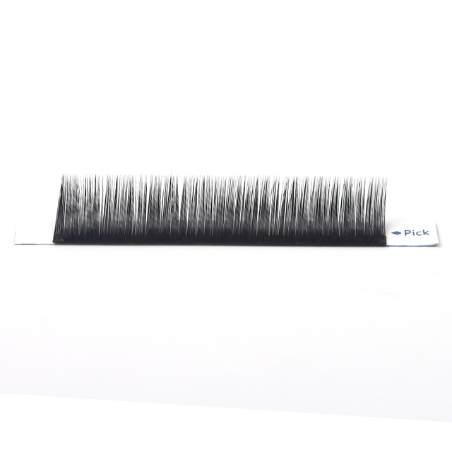 NEWCOME 17 Lines BCD Individual False Eyelash Extensions 0.03-0.25mm Silk Mink Eye Lashes Maquiagem Cilios Russia Volume Eyelash 4