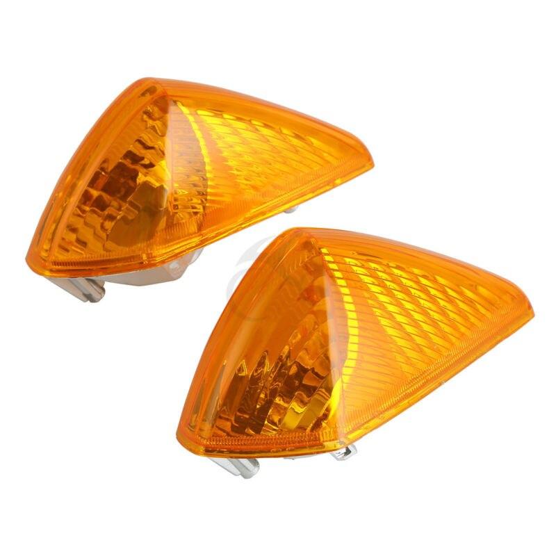 Clignotant Orange moto pour Honda VFR800 VFR 800 1998-2001 99 00Clignotant Orange moto pour Honda VFR800 VFR 800 1998-2001 99 00
