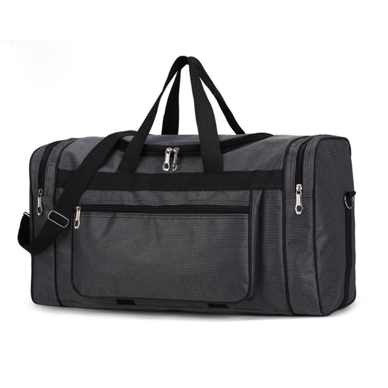 Waterproof Men Sports Gym Bags New Leisure Yoga Fitness Bag Women Handbag Large Capacity Nylon Portable Travel Bag Bolsas Mujer