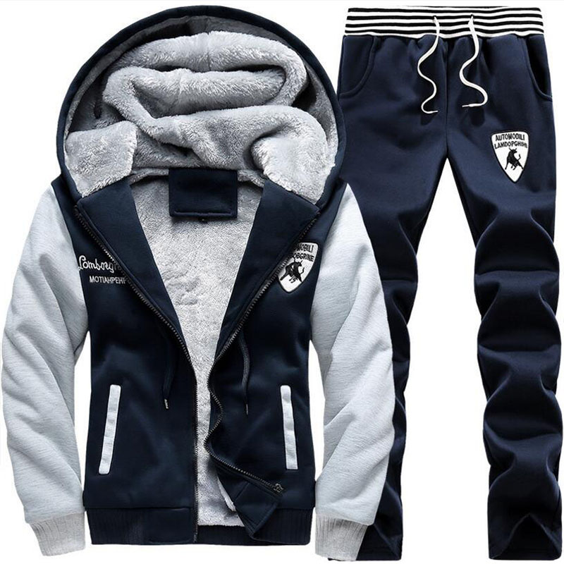 2018-Brand-New-Men-Set-Fashion-Winter-Tracksuits-Thick-Lined-Hoodies-Sweatshirt-Pants-Track-Suit-Mens (1)
