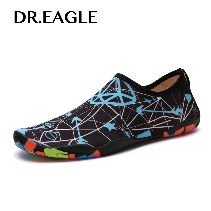 222b92b0e1cf EAGLE Aqua Shoes for Water Summer Sneaker for sea Men Beach Slippers  Upstream Shoes Adult Woman Swimming Sandals Diving Socks