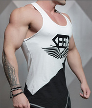 Mens Military Style Camouflage Tank Tops