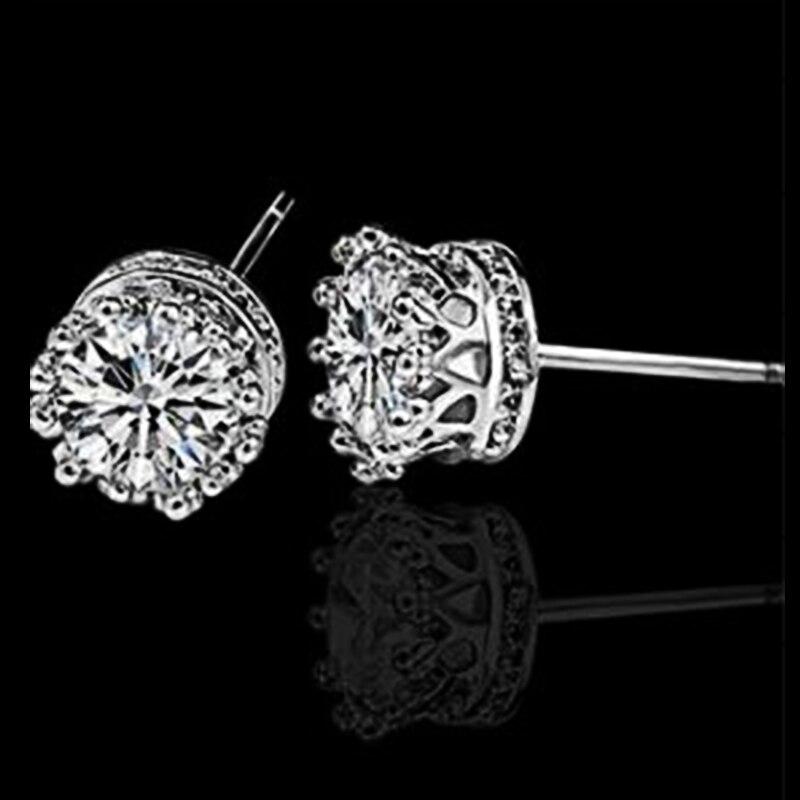 Online Get Cheap Diamond Crown Earrings -Aliexpress.com ...