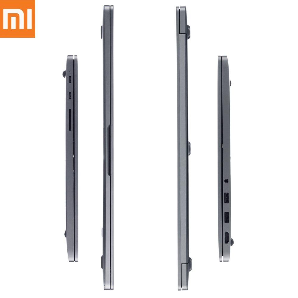 US $699 0 |Xiaomi Mi Notebook Pro 15 6'' Win10 Intel Core I7 8550U NVIDIA  GeForce MX150 16GB RAM 256GB SSD Fingerprint Recognition Laptop-in Laptops