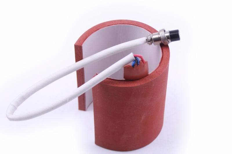 7.5-9.5CM 11oz standard Size Cylinder Shape Silicone Mug Heating Pad/Mat for sublimation machine7.5-9.5CM 11oz standard Size Cylinder Shape Silicone Mug Heating Pad/Mat for sublimation machine