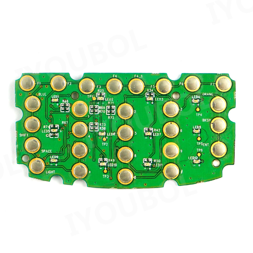 Keypad PCB (Numeric) (VT158) for Symbol MC75 MC7506 MC7596 MC7598Keypad PCB (Numeric) (VT158) for Symbol MC75 MC7506 MC7596 MC7598
