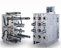 CNC Machining Aluminum Plastic Mold For Magnetic Switch Lid