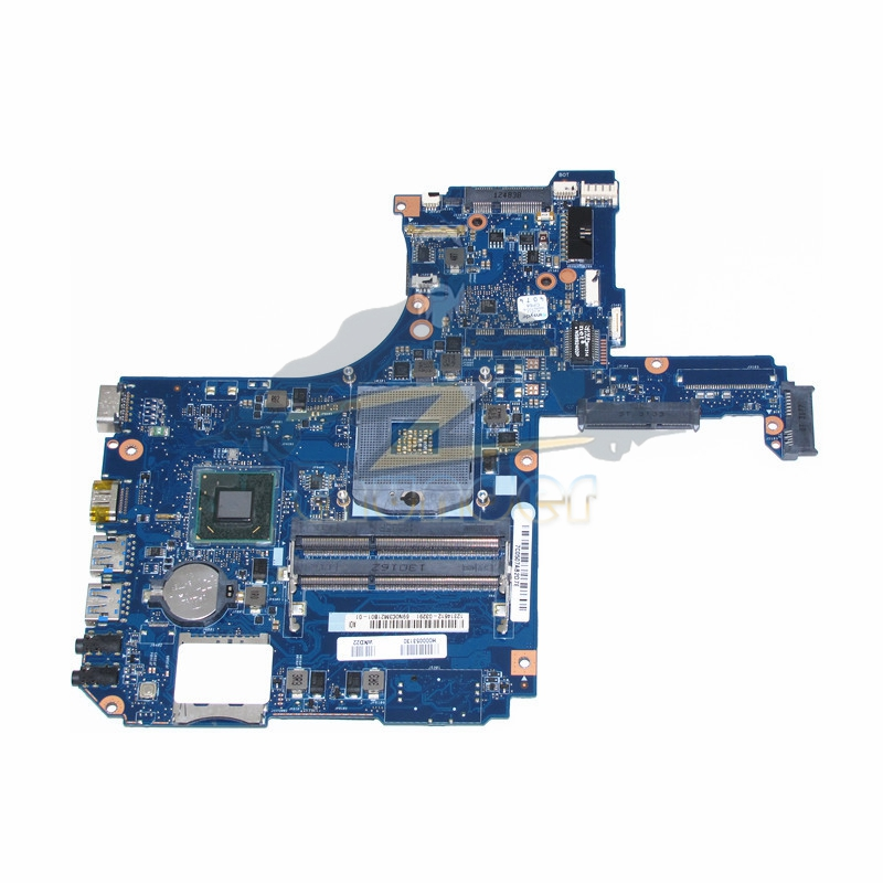 H000053130 main board for toshiba satellite S55 laptop motherboard HM77 GMA HD4000 DDR3 h000042190 main board for toshiba satellite c875d l875d laptop motherboard em1200 cpu ddr3