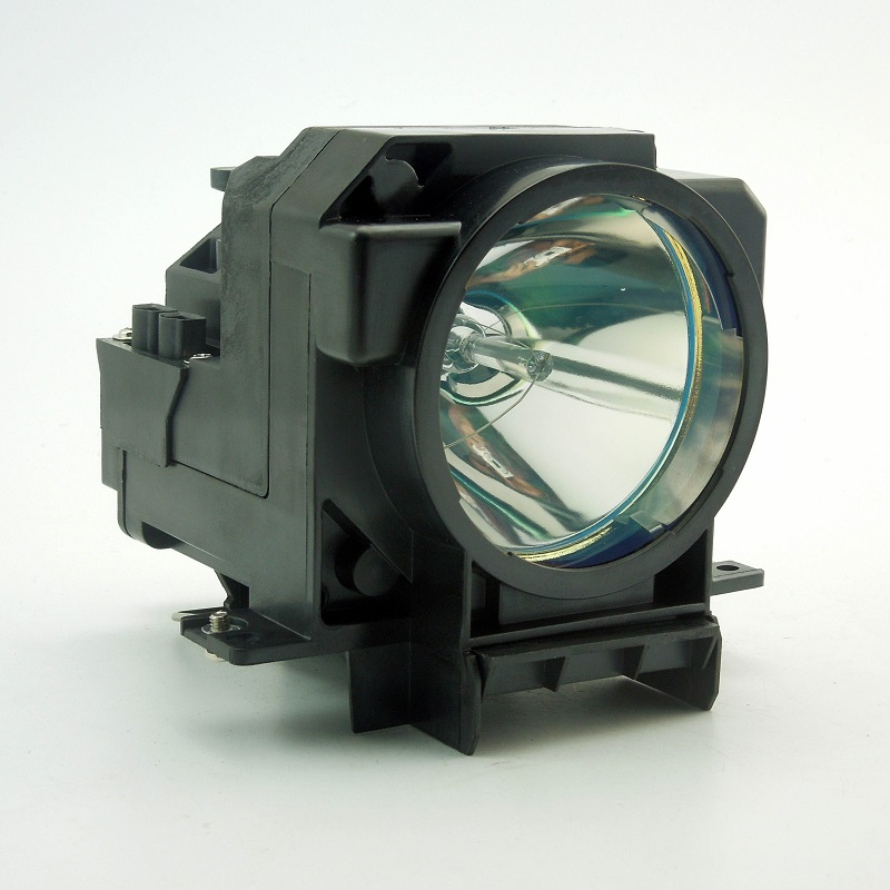 Replacement Projector Lamp With Housing ELPLP23/V13H010L23 For EPSON EMP-8300/EMP-8300NL / PowerLite 8300i / PowerLite 8300NL replacement projector lamp with housing elplp22 v13h010l22 for epson emp 7800 emp 7800p emp 7850 emp 7850p emp 7900 emp 7900nl