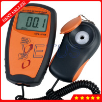 UV340B Digital UV intensity meter with 280~380nm UV Lux/Light Meter UVA UVB Detector Tester