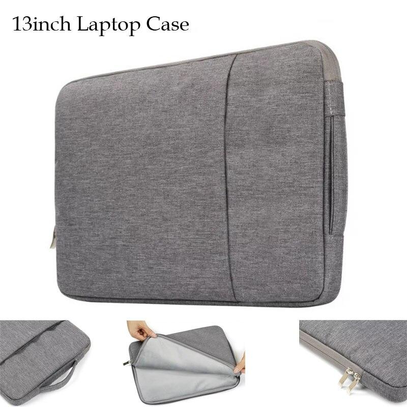 13inch Laptop Case Denim Handbag Zipper bag Case for Macbook 13.3 Air Pro Retina