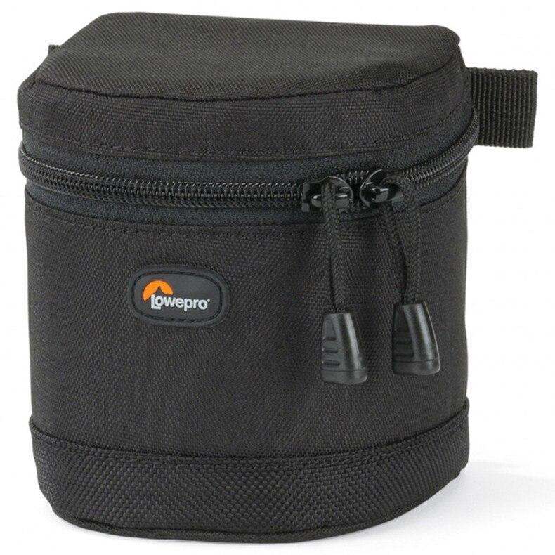 Gratis frakt New Lowepro Lens Case 9 x 9 cm väska för Standard Zoom - Bälten väskor - Foto 3