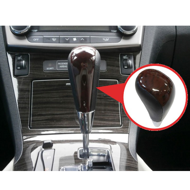 AT Automatic Gear Shift Knob For TOYOTA AURIS AVENSIS RAV4 YARIS CAMRY HILUX LEXUS ALTIS CELICA SCION