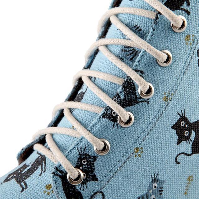Cartoon Cat Boots