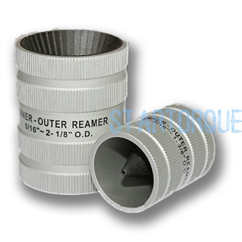 купить Pipes Deburring Reamer Professional Internal External Tube Deburring Tool Stainless steel Tube онлайн