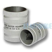 Трубы для снятия заусенцев Reamer Professional внутренний Наружная трубка инструмент Нержавеющая сталь трубки