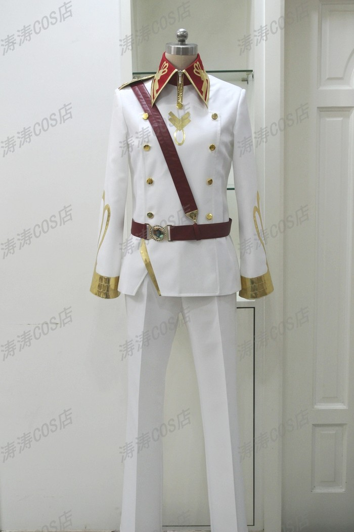 35f903b12e ᗑ Valvrave the Karlstein Liberator L-Elf Cosplay Costume - w142