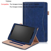 Luxury Case For Amazon Kindle All New Fire HD 10 2017 10 1 Tablet With Alexa