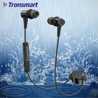 Tronsmart Encore Flair IP56 Kulaklık Su Geçirmez Bluetooth Kulaklık Spor Koşu xiaomi iphone için Bluetooth kulaklık Mikrofon