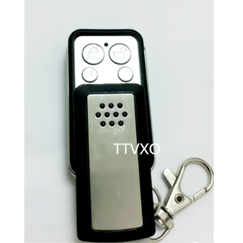 Cloning Copy Code 4 Channel 12V Car Keyless Entry Universal Remote Control CAME key Fob 433Mhz