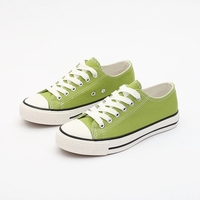 Women Casual Shoes 2018 New White Canvas Shoes Female Spring And Summer Casual Shoes Woman Students