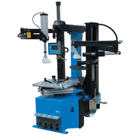 High Quality Automatic Tire Changer For 24 Inch Wheel With Double Help Arm