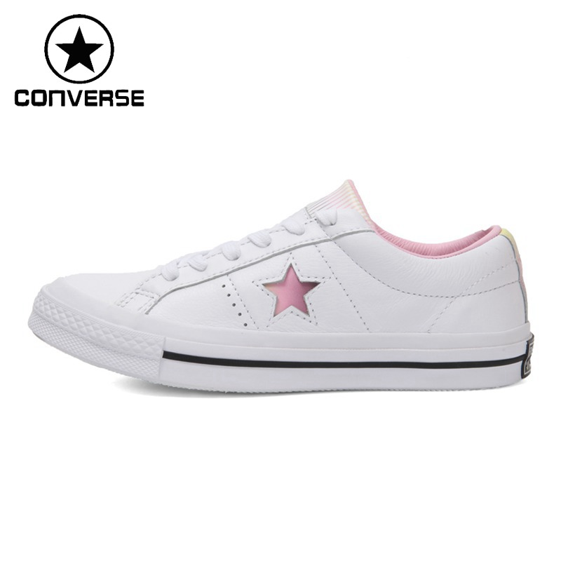 Original New Arrival 2018 Converse  Women's  Skateboarding Shoes Canvas Sneakers new arrival iron