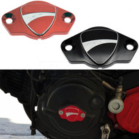 Motorcycle CNC Aluminum Engine Decoration Cover Alternator Cover Cap For Ducati MONSTER 400 600 620 2001