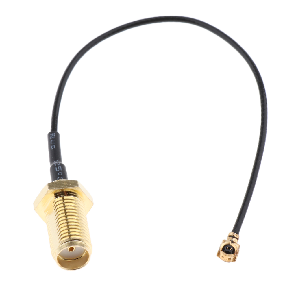 Premium UFL to SMA Female Connector Antenna WiFi Pigtail Cable IPX to SMA WIFI Antenna Extension Pigtail Jumper Cable SMA to IPX