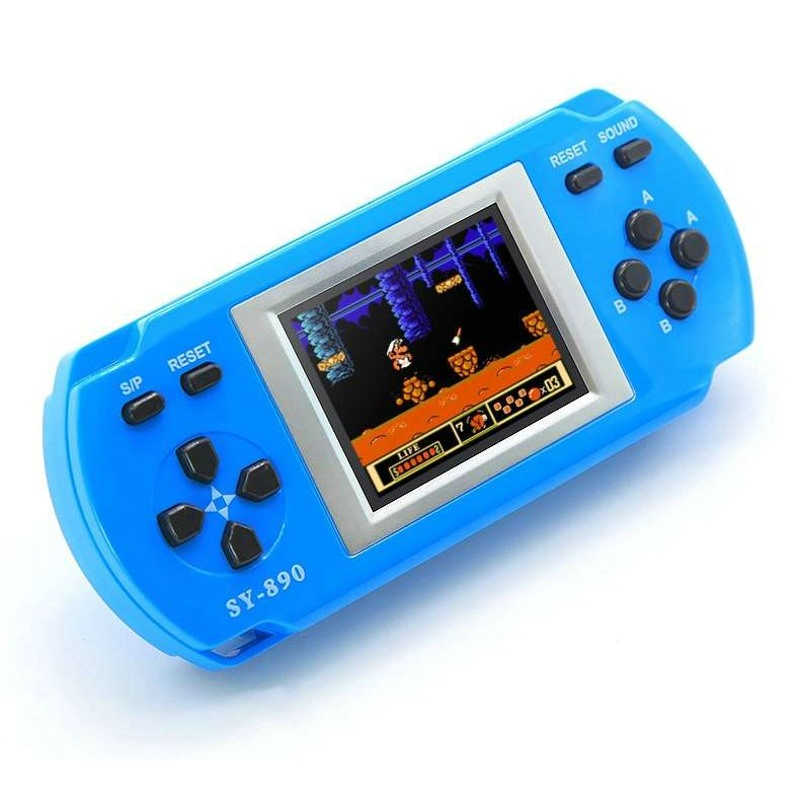 Customized game for children color small handheld nostalgic children educational toys gifts