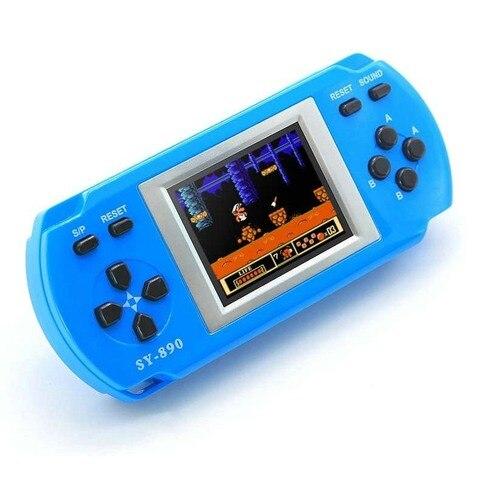 jogo personalizado para criancas cor pequena handheld nostalgico brinquedos educativos presentes bateria operado plastico eletronico